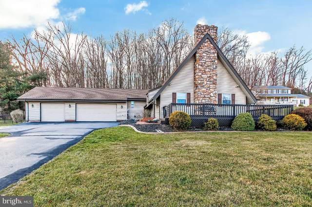 45 El Greco Street, HANOVER, PA 17331 (#PAAD110364) :: The Heather Neidlinger Team With Berkshire Hathaway HomeServices Homesale Realty