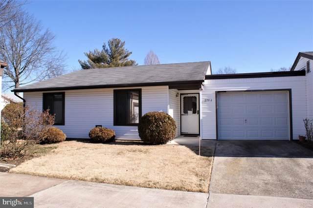 279A Crosse Drive, MONROE TOWNSHIP, NJ 08831 (#NJMX123302) :: Linda Dale Real Estate Experts