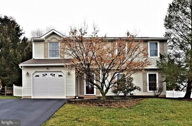 119 Hampton Drive, LANGHORNE, PA 19047 (#PABU489064) :: Bob Lucido Team of Keller Williams Integrity