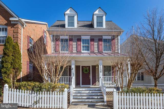 1136 Main Street, GAITHERSBURG, MD 20878 (#MDMC694836) :: The Gus Anthony Team
