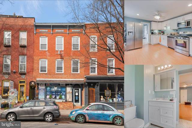 1920 Fleet Street, BALTIMORE, MD 21231 (#MDBA499402) :: The Vashist Group