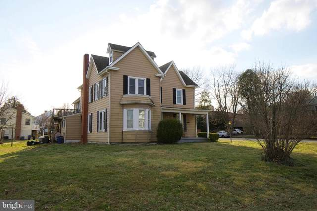 402 Railroad Avenue, CENTREVILLE, MD 21617 (#MDQA142898) :: Shamrock Realty Group, Inc