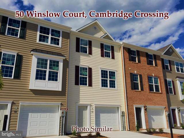 50 Winslow Court #123, GETTYSBURG, PA 17325 (#PAAD110372) :: Pearson Smith Realty