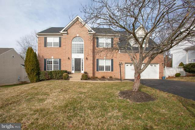 7506 Admiral Nelson Drive, WARRENTON, VA 20186 (#VAFQ163976) :: Colgan Real Estate