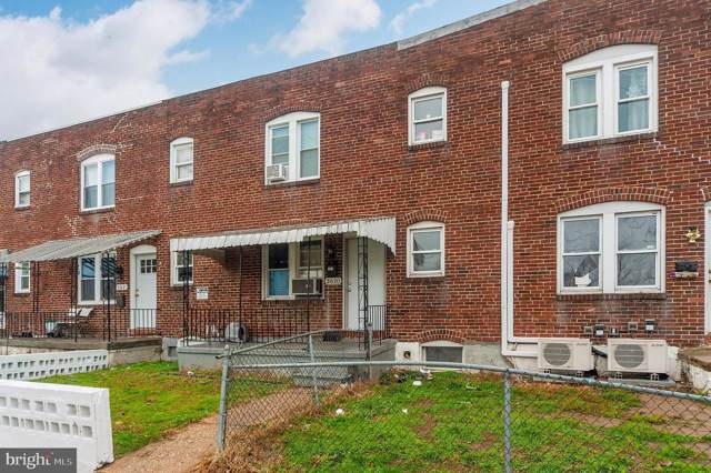 3610 9TH Street, BALTIMORE, MD 21225 (#MDBA499432) :: The Vashist Group