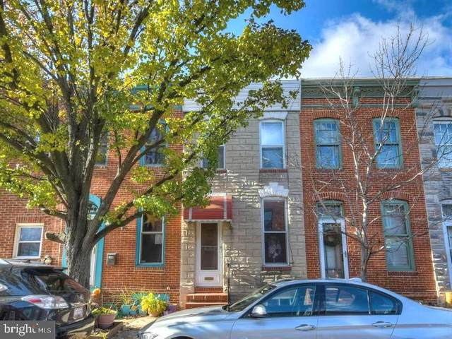 1470 Reynolds Street, BALTIMORE, MD 21230 (#MDBA499444) :: Advon Group