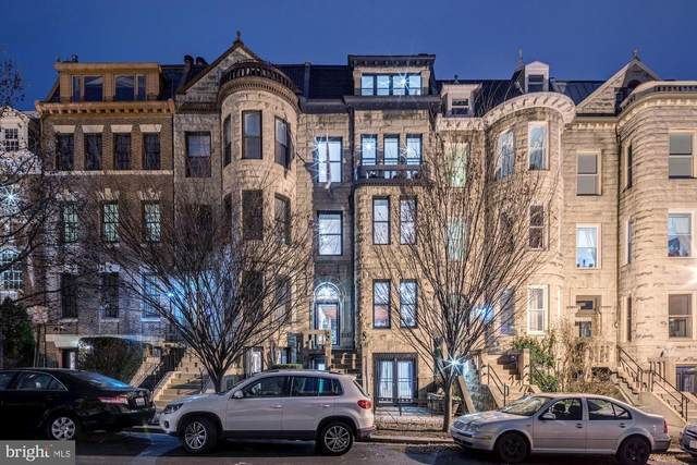 2113 S Street NW, WASHINGTON, DC 20008 (#DCDC457680) :: Jim Bass Group of Real Estate Teams, LLC