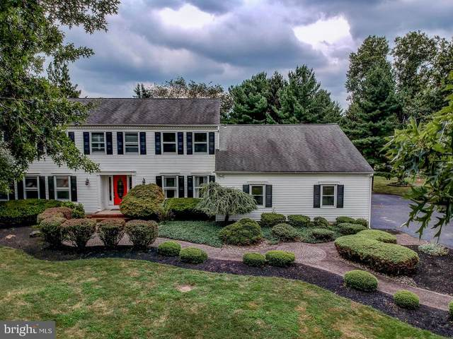 50 Washington Drive, CRANBURY, NJ 08512 (#NJMX123304) :: Ramus Realty Group