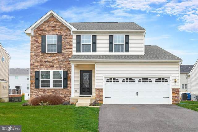 7 Bayberry Way, WOOLWICH TWP, NJ 08085 (#NJGL254284) :: Sunita Bali Team at Re/Max Town Center