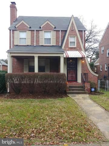 4025 20TH Street NE, WASHINGTON, DC 20018 (#DCDC457716) :: AJ Team Realty