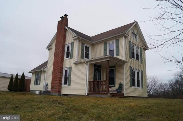 3432 Hammonds Mill, HEDGESVILLE, WV 25427 (#WVBE174724) :: Erik Hoferer & Associates