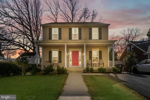 1308 Seacobeck Street, FREDERICKSBURG, VA 22401 (#VAFB116514) :: The Bob & Ronna Group