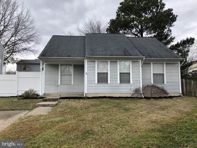 1272 Collier Lane, BELCAMP, MD 21017 (#MDHR243218) :: The Licata Group/Keller Williams Realty