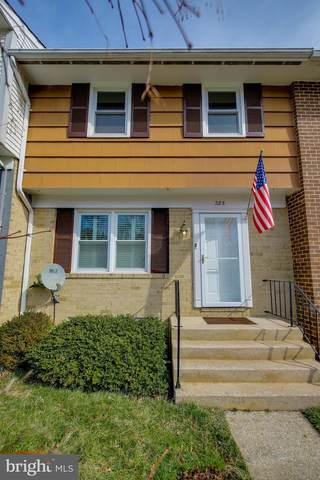 225 Cedarmere Circle, OWINGS MILLS, MD 21117 (#MDBC484578) :: The MD Home Team