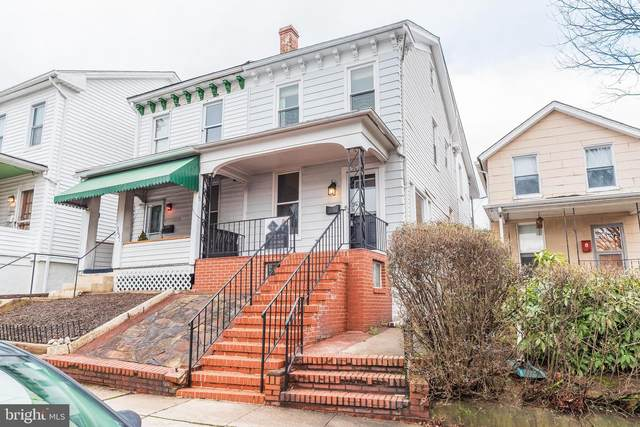 3619 Hickory Avenue, BALTIMORE, MD 21211 (#MDBA499494) :: Bic DeCaro & Associates