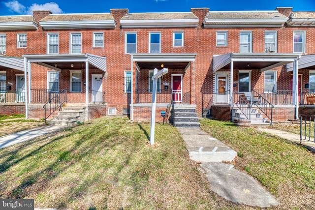 3518 Cliftmont Avenue, BALTIMORE, MD 21213 (#MDBA499500) :: The Vashist Group
