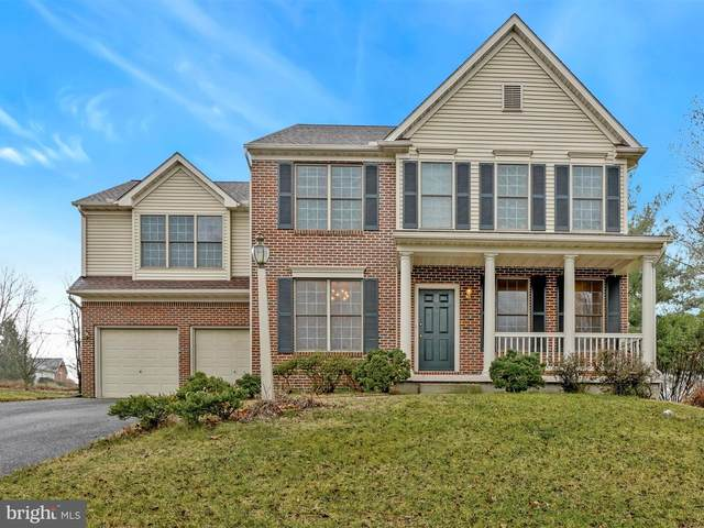 249 Wolgemuth Drive, LANCASTER, PA 17602 (#PALA158426) :: The Joy Daniels Real Estate Group