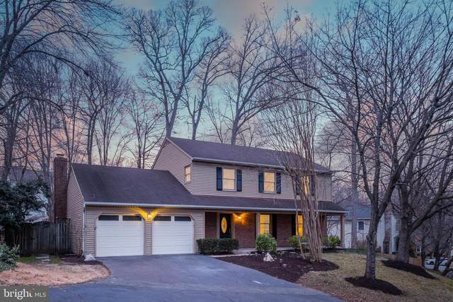 8228 Woodstown Court, SPRINGFIELD, VA 22153 (#VAFX1109950) :: The Putnam Group