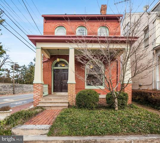 301 E 3RD Street, FREDERICK, MD 21701 (#MDFR259498) :: Jacobs & Co. Real Estate