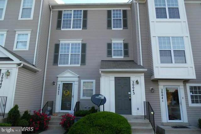 20043 Dunstable Circle #306, GERMANTOWN, MD 20876 (#MDMC694938) :: The Miller Team