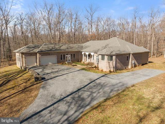 9476 Withers Mill Way, WARRENTON, VA 20186 (#VAFQ163996) :: Colgan Real Estate