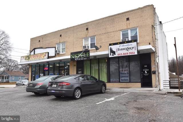 331 S Marlyn Avenue, ESSEX, MD 21221 (#MDBC484630) :: Bic DeCaro & Associates