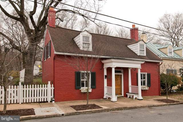 119 E Clifford Street, WINCHESTER, VA 22601 (#VAWI113856) :: Viva the Life Properties
