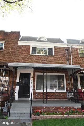4108 18TH Street NE, WASHINGTON, DC 20018 (#DCDC457798) :: Advon Group