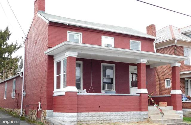 605 Columbia Avenue, CUMBERLAND, MD 21502 (#MDAL133642) :: Eng Garcia Properties, LLC