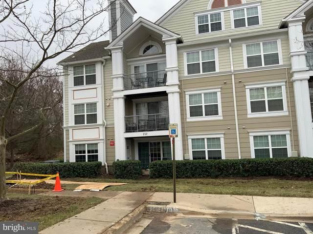 152 Kendrick Place #22, GAITHERSBURG, MD 20878 (#MDMC695014) :: The Putnam Group