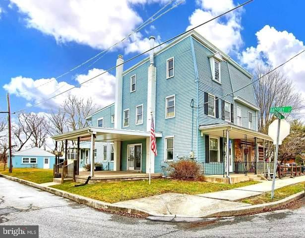 100 Umberto Avenue, NEW CUMBERLAND, PA 17070 (#PAYK132920) :: The Joy Daniels Real Estate Group
