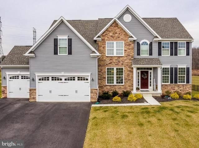 1321 Pear Tree Court, DELRAN, NJ 08075 (#NJBL366346) :: Blackwell Real Estate