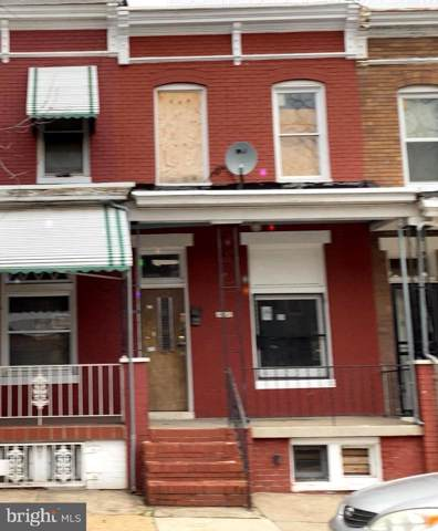 1658 Normal Avenue, BALTIMORE, MD 21213 (#MDBA499584) :: The Vashist Group