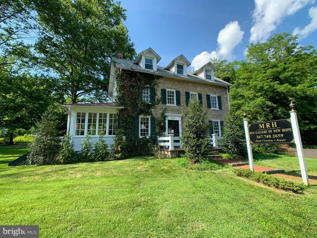 6203 Lower York Road, NEW HOPE, PA 18938 (#PABU489190) :: RE/MAX Main Line