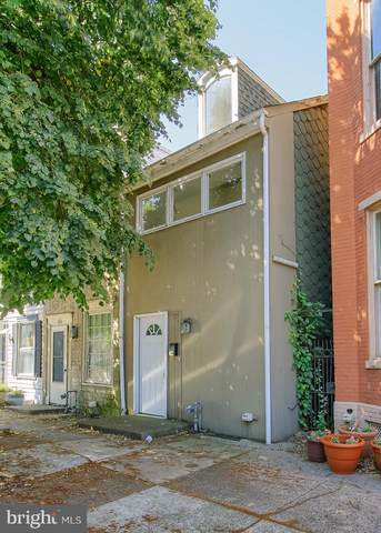 932 N 2ND Street, HARRISBURG, PA 17102 (#PADA118998) :: The Heather Neidlinger Team With Berkshire Hathaway HomeServices Homesale Realty