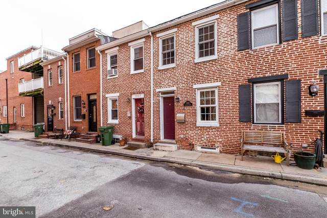 1309 Cooksie Street, BALTIMORE, MD 21230 (#MDBA499618) :: Advon Group