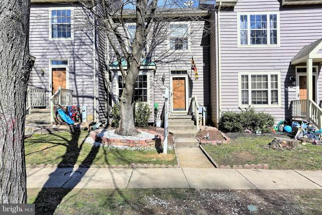 9326 Town Place Drive, OWINGS MILLS, MD 21117 (#MDBC484690) :: The MD Home Team