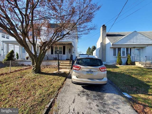 534 Crotzer Avenue, FOLCROFT, PA 19032 (#PADE508660) :: Erik Hoferer & Associates