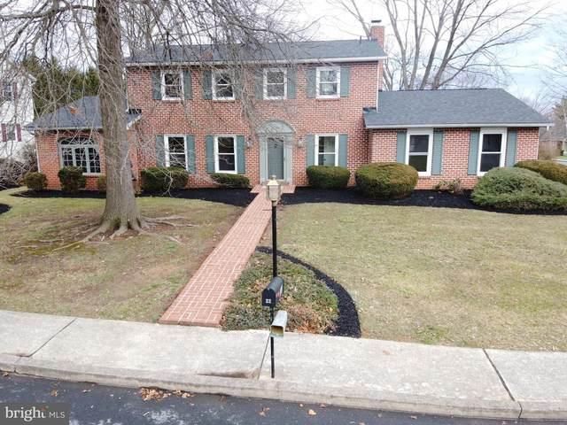 22 Douglas Court, CARLISLE, PA 17013 (#PACB121274) :: The Joy Daniels Real Estate Group