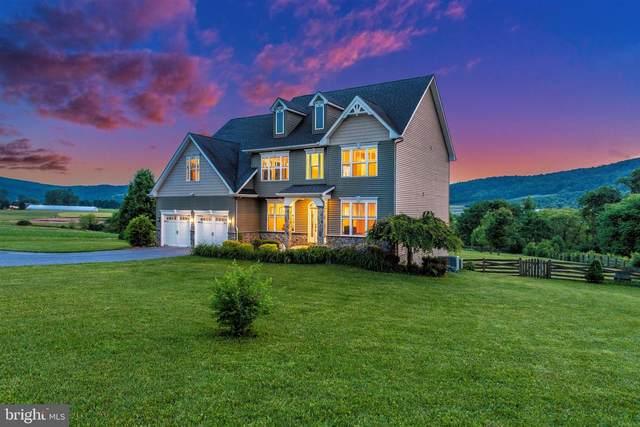 16432 Sabillasville Road, SABILLASVILLE, MD 21780 (#MDFR259592) :: Jacobs & Co. Real Estate