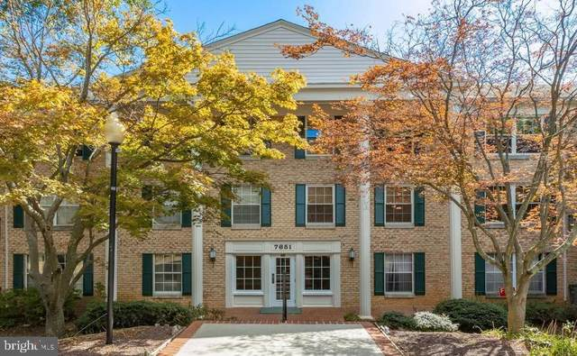 7651 Tremayne Place #301, MCLEAN, VA 22102 (#VAFX1110182) :: AJ Team Realty