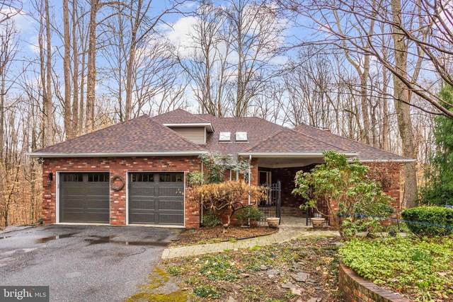 3505 Russell Thomas Lane, DAVIDSONVILLE, MD 21035 (#MDAA424926) :: The Riffle Group of Keller Williams Select Realtors