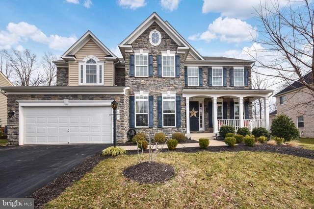 8069 Tysons Oaks Court, GAINESVILLE, VA 20155 (#VAPW487208) :: Jacobs & Co. Real Estate