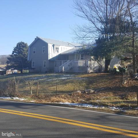 7687 Ford Hill Road, DELRAY, WV 26714 (#WVHS113760) :: The Miller Team