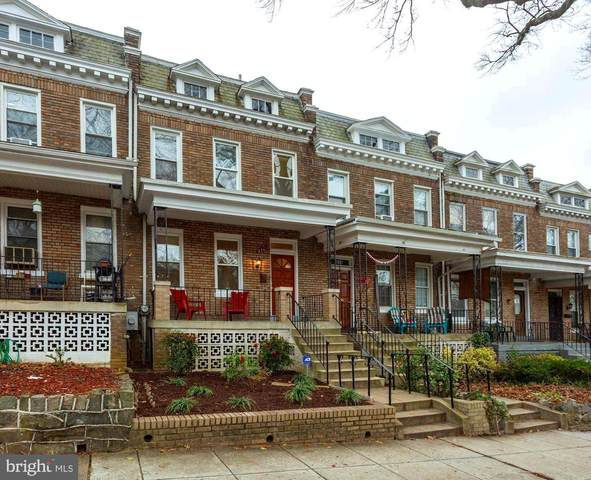 312 Shepherd Street NW, WASHINGTON, DC 20011 (#DCDC457900) :: The Bob & Ronna Group
