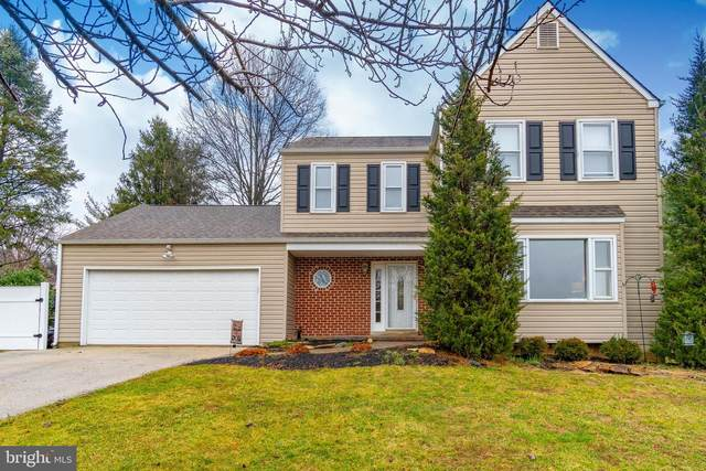 1221 Trafalgar Lane, WEST CHESTER, PA 19380 (#PACT498358) :: RE/MAX Main Line