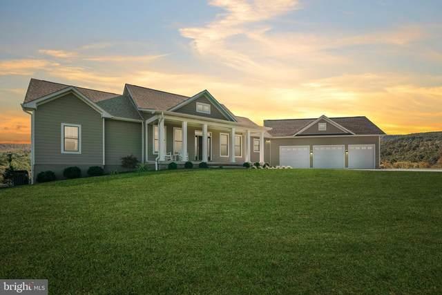 635 Harmony Manor, FRONT ROYAL, VA 22630 (#VAWR139298) :: AJ Team Realty