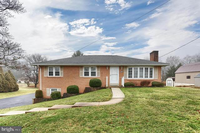 207 Woodlawn Lane, CARLISLE, PA 17015 (#PACB121290) :: Iron Valley Real Estate