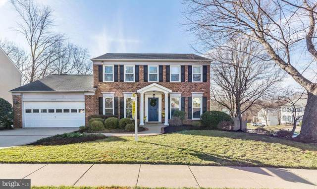 6849 Silver Ann Drive, LORTON, VA 22079 (#VAFX1110258) :: Tom & Cindy and Associates