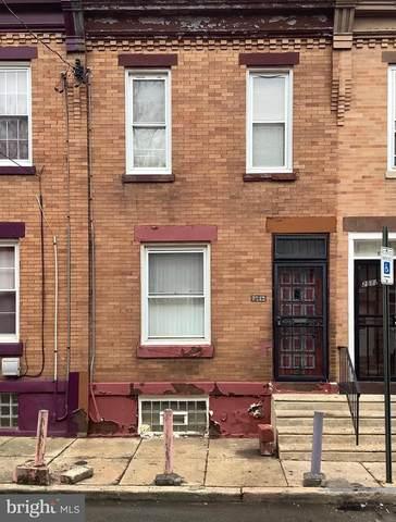 2513 W Silver Street, PHILADELPHIA, PA 19132 (#PAPH870100) :: John Smith Real Estate Group